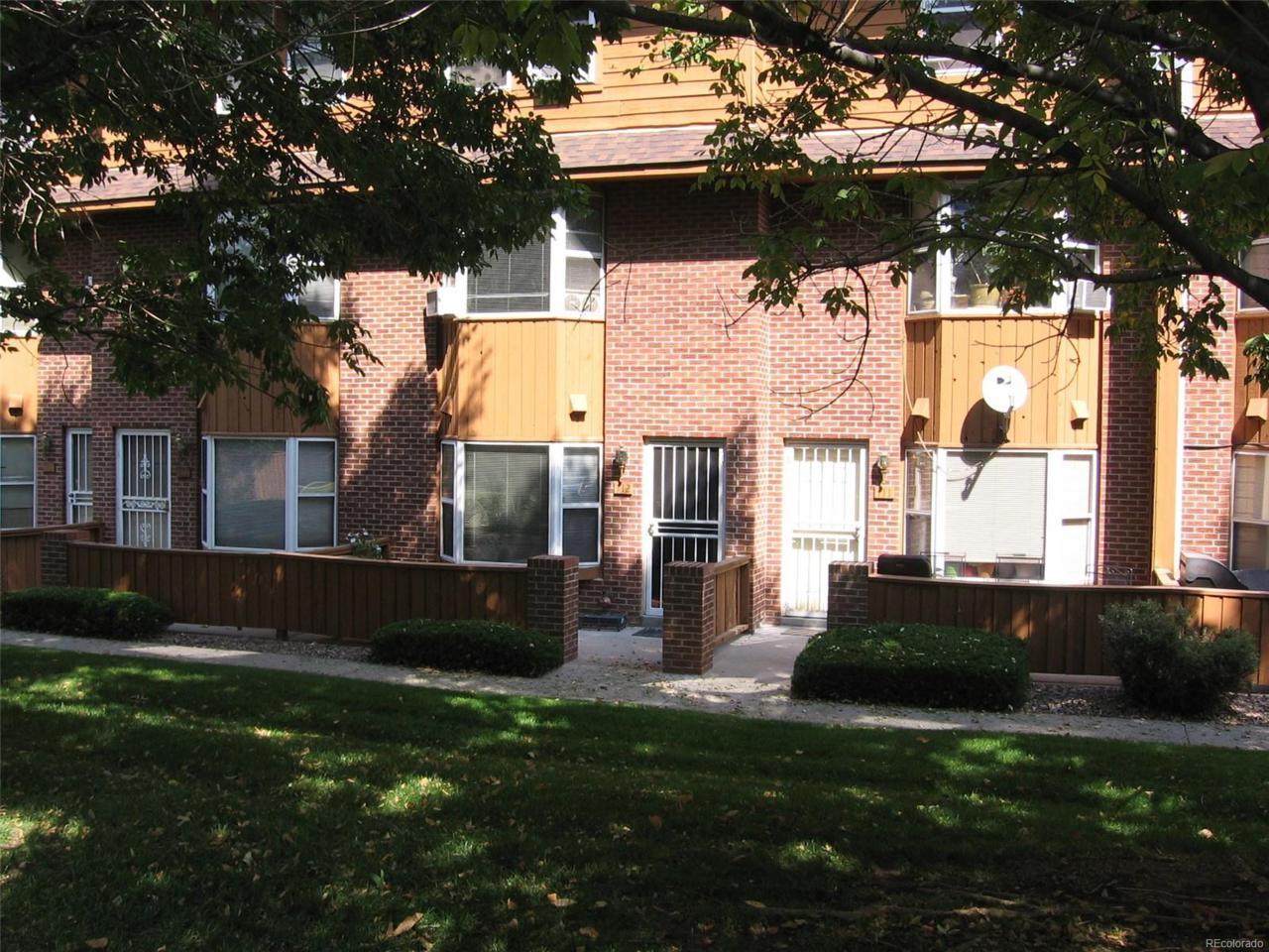 3300 W Florida Avenue #112, Denver, CO 80219 (MLS #4879487) :: 8z Real Estate