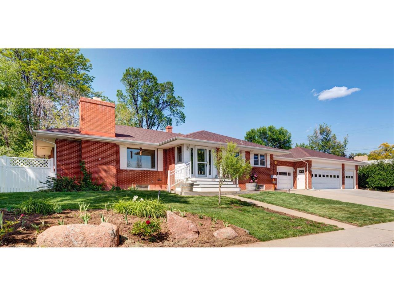 1202 W Broadmoor Drive, Loveland, CO 80537 (MLS #4882082) :: 8z Real Estate