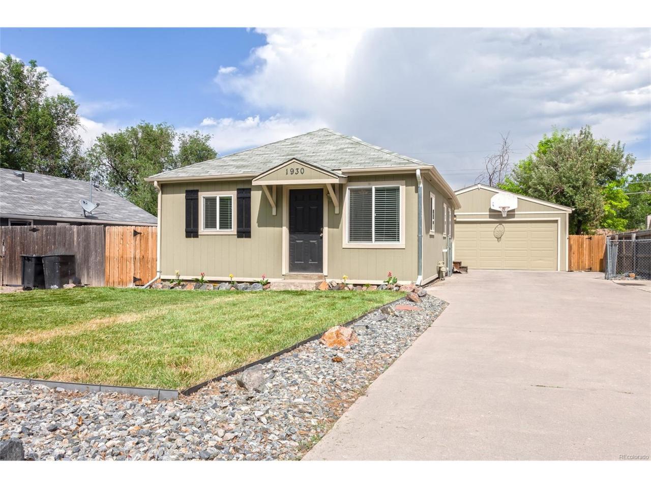 1930 Kendall Street, Lakewood, CO 80214 (MLS #4892371) :: 8z Real Estate