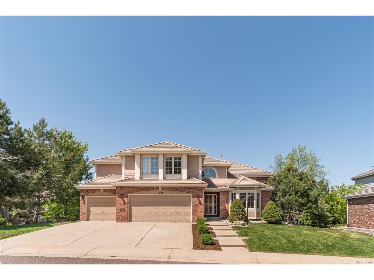 12185 W Auburn Drive, Lakewood, CO 80228 (MLS #4910765) :: 8z Real Estate