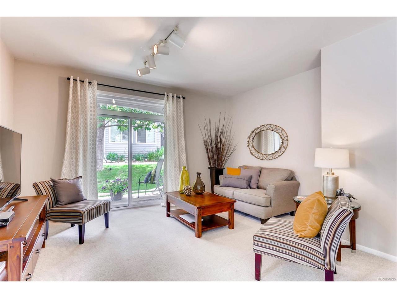 8500 E Jefferson Avenue #7C, Denver, CO 80237 (MLS #4933580) :: 8z Real Estate