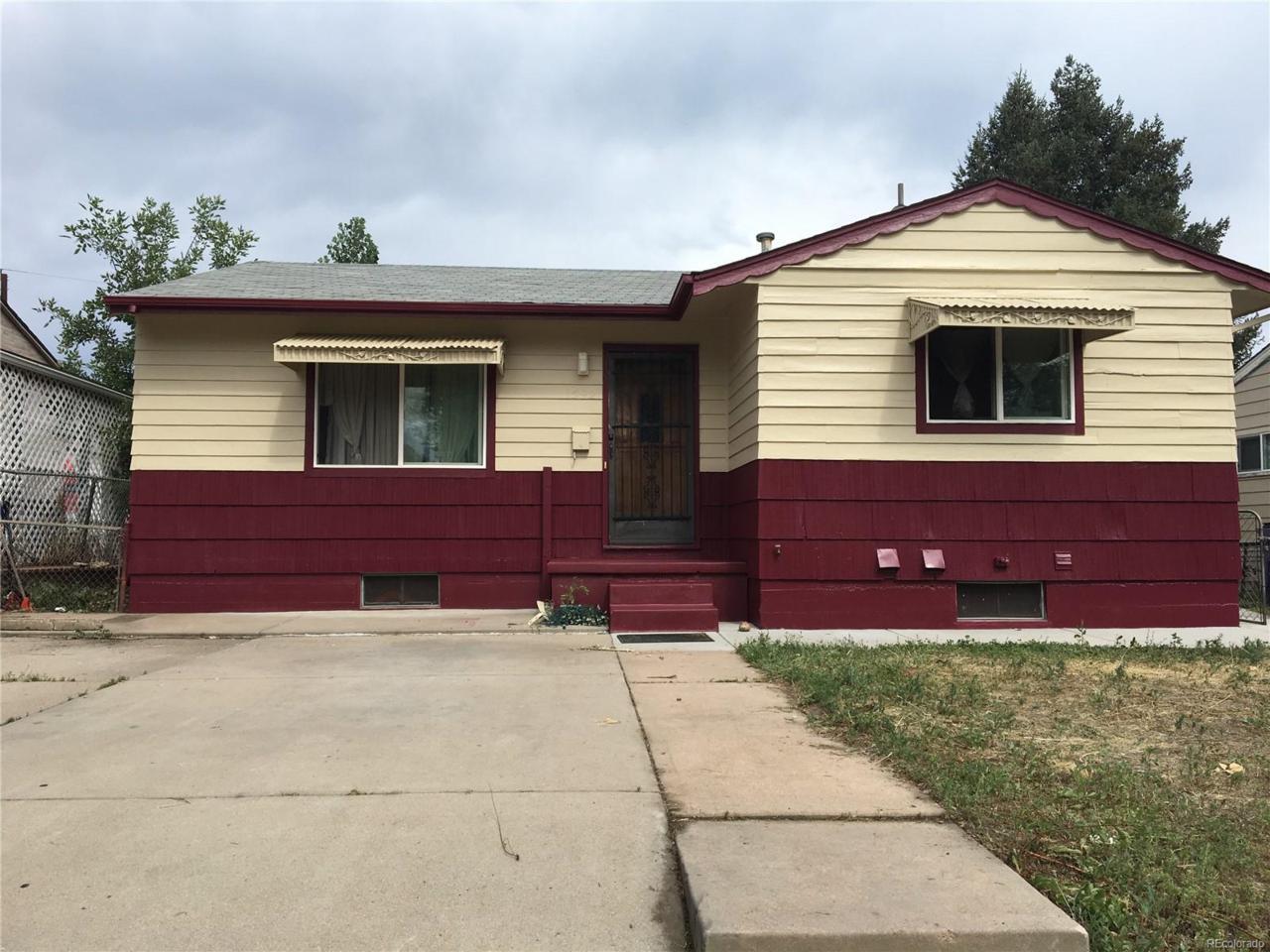 1592 S Clay Street, Denver, CO 80219 (MLS #4948631) :: 8z Real Estate