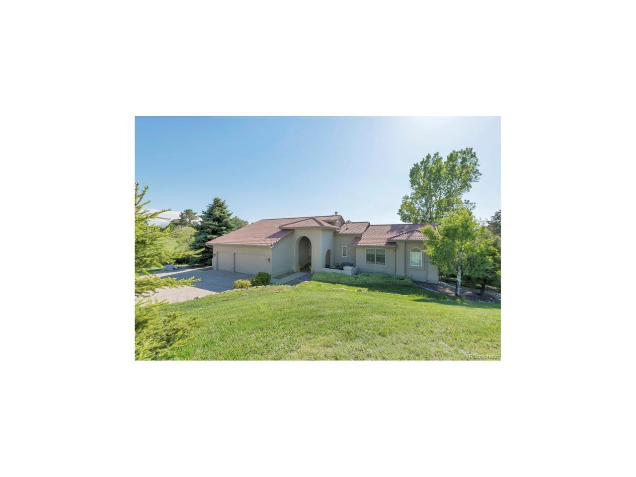 8153 S Old Hammer Lane, Aurora, CO 80016 (MLS #4950912) :: 8z Real Estate