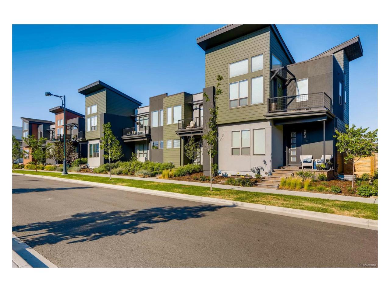 5050 Valentia Street #102, Denver, CO 80238 (MLS #4963202) :: 8z Real Estate