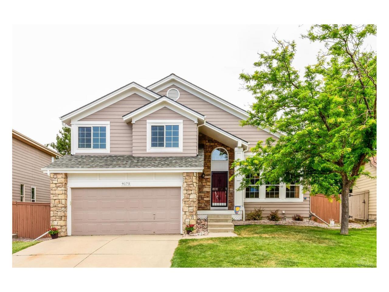 9175 Sugarstone Circle, Highlands Ranch, CO 80130 (MLS #4963839) :: 8z Real Estate