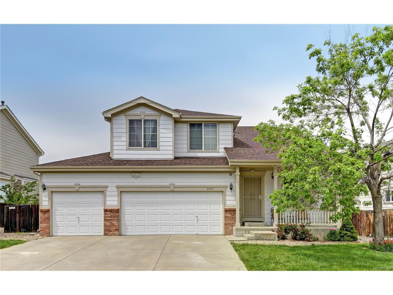 20151 E Radcliff Place, Aurora, CO 80015 (MLS #4974230) :: 8z Real Estate