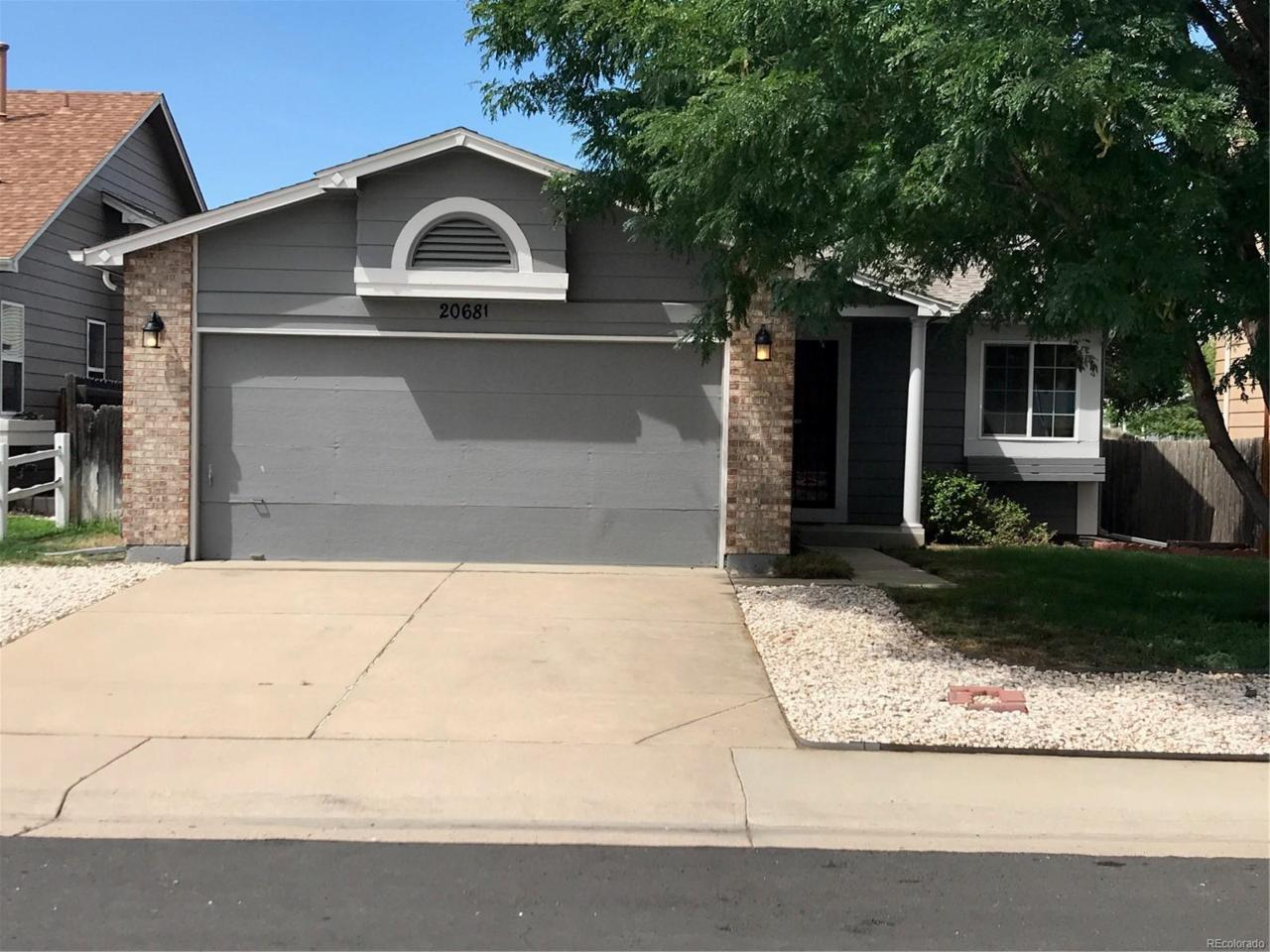 20681 E Scott Circle, Denver, CO 80249 (MLS #4983987) :: 8z Real Estate
