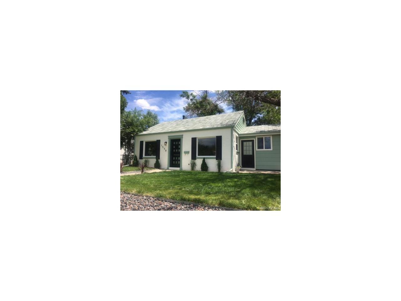 1558 Syracuse Street, Denver, CO 80220 (MLS #4997525) :: 8z Real Estate