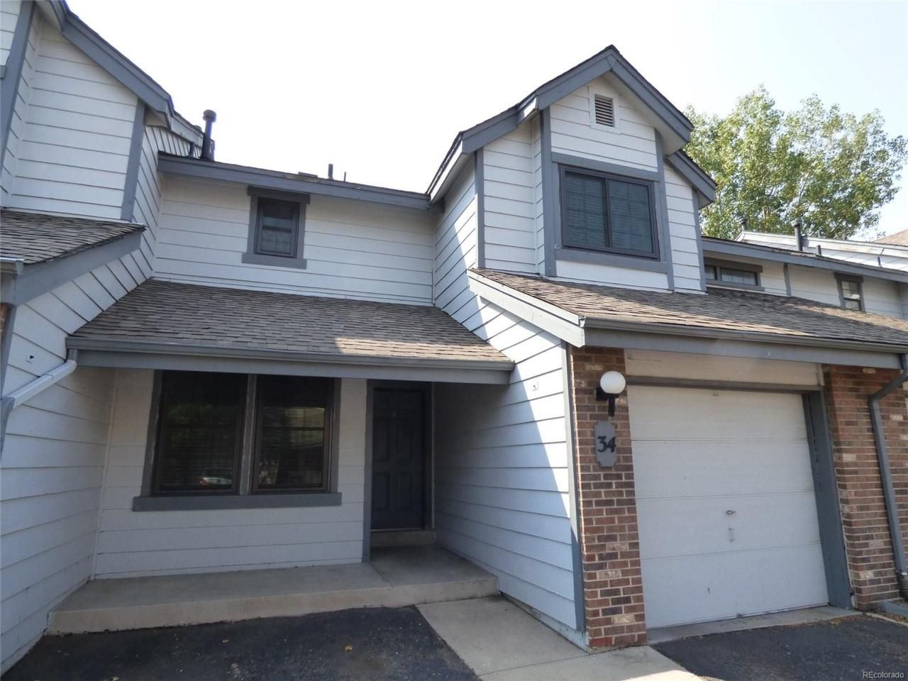 10842 W Evans Avenue #34, Lakewood, CO 80227 (MLS #5025952) :: 8z Real Estate