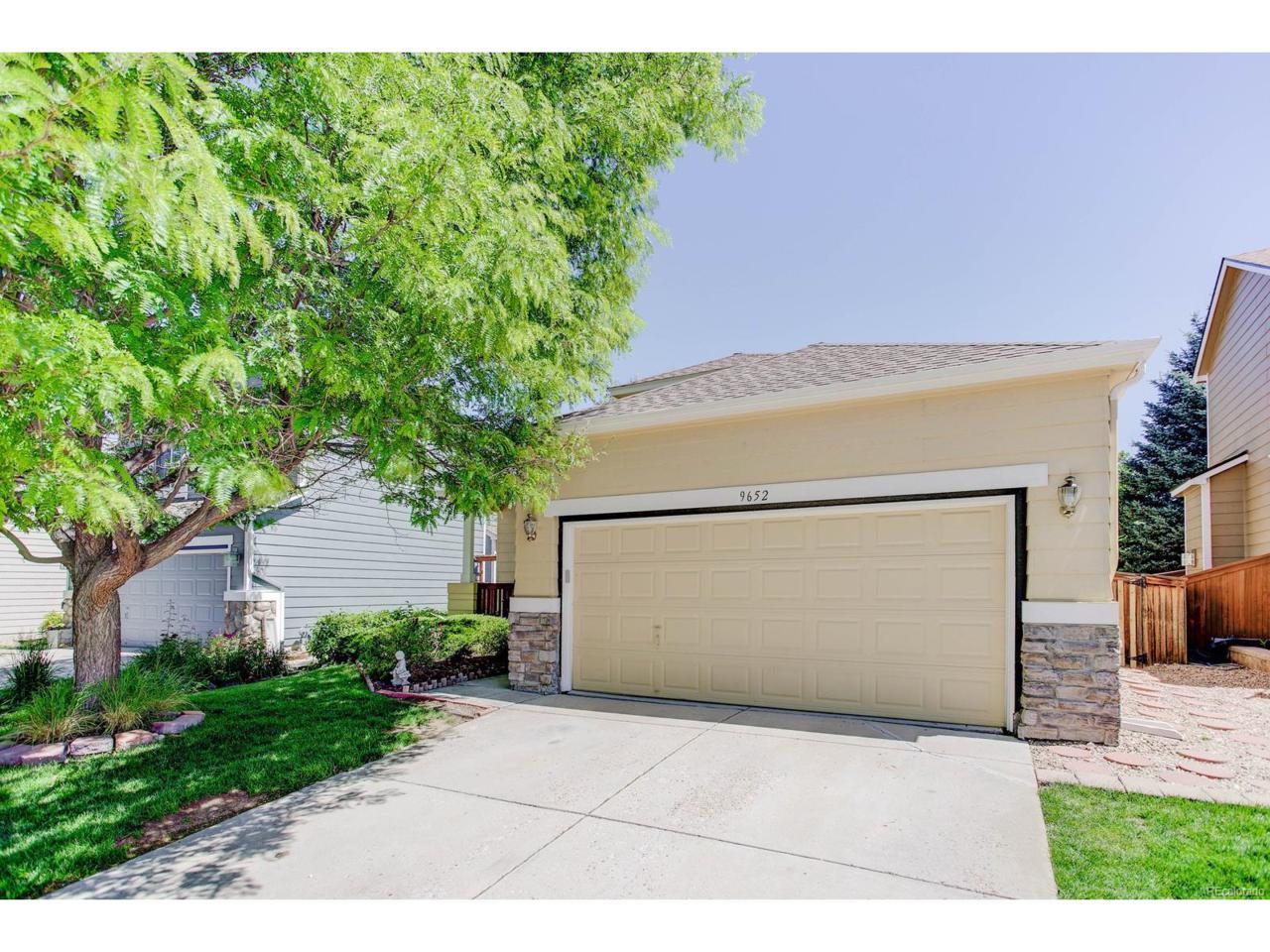 9652 Queenscliffe Drive, Highlands Ranch, CO 80130 (MLS #5051684) :: 8z Real Estate
