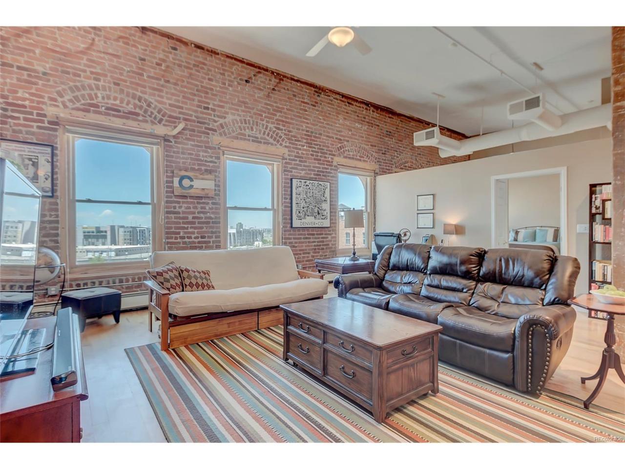 2560 Blake Street #404, Denver, CO 80205 (MLS #5061530) :: 8z Real Estate