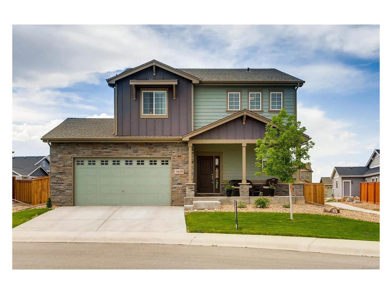 3429 Janus Drive, Loveland, CO 80537 (MLS #5100407) :: 8z Real Estate