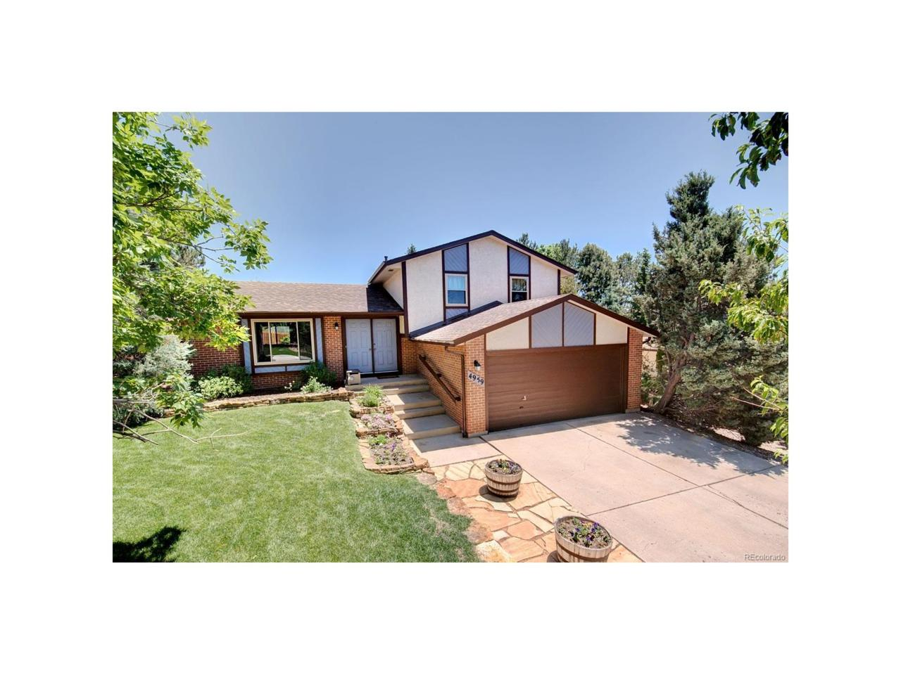 4959 Wood Brook Court, Colorado Springs, CO 80917 (MLS #5106615) :: 8z Real Estate