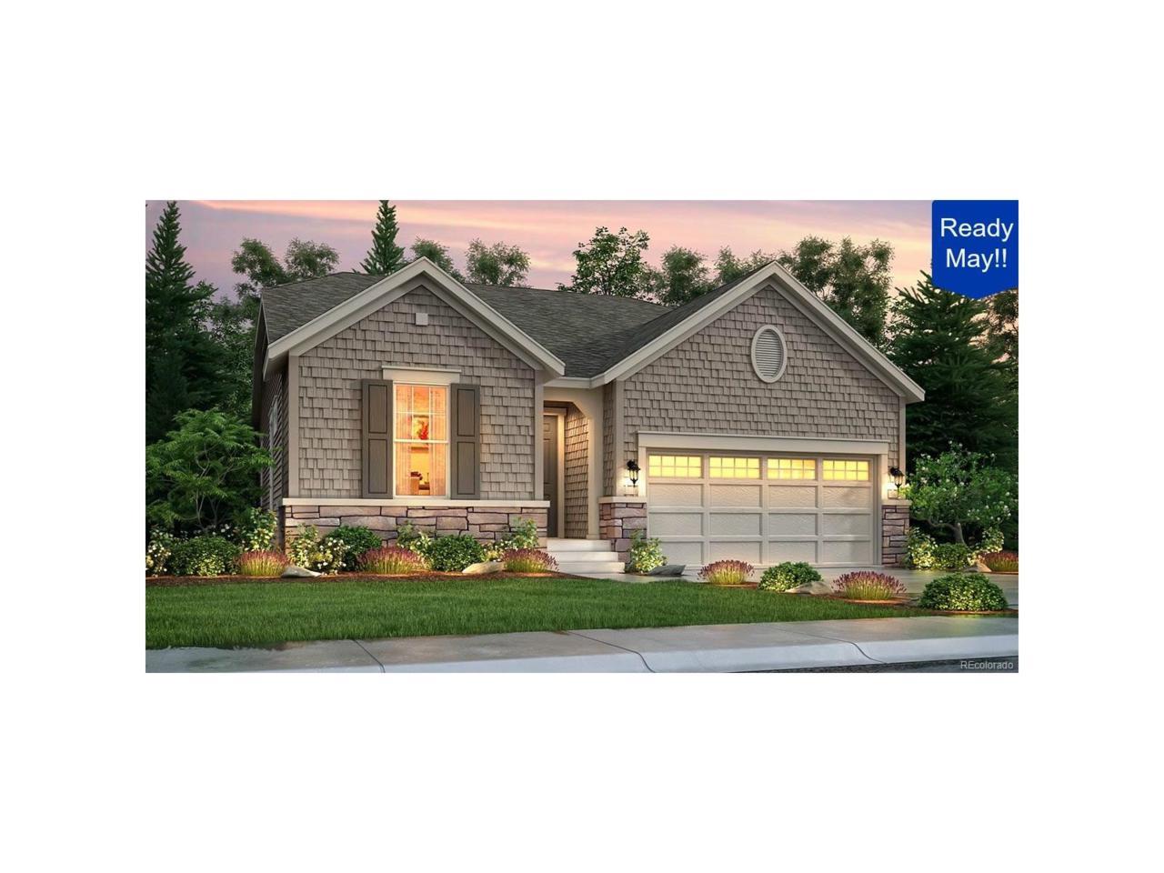16449 Azalea Avenue, Parker, CO 80134 (MLS #5110842) :: 8z Real Estate