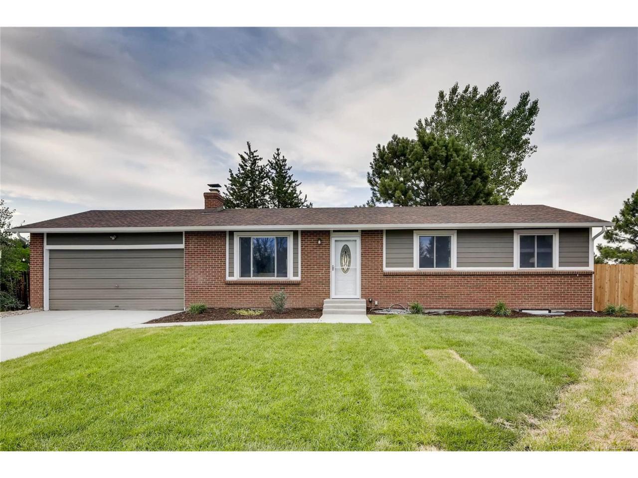 6528 S Cody Way, Littleton, CO 80123 (MLS #5137071) :: 8z Real Estate