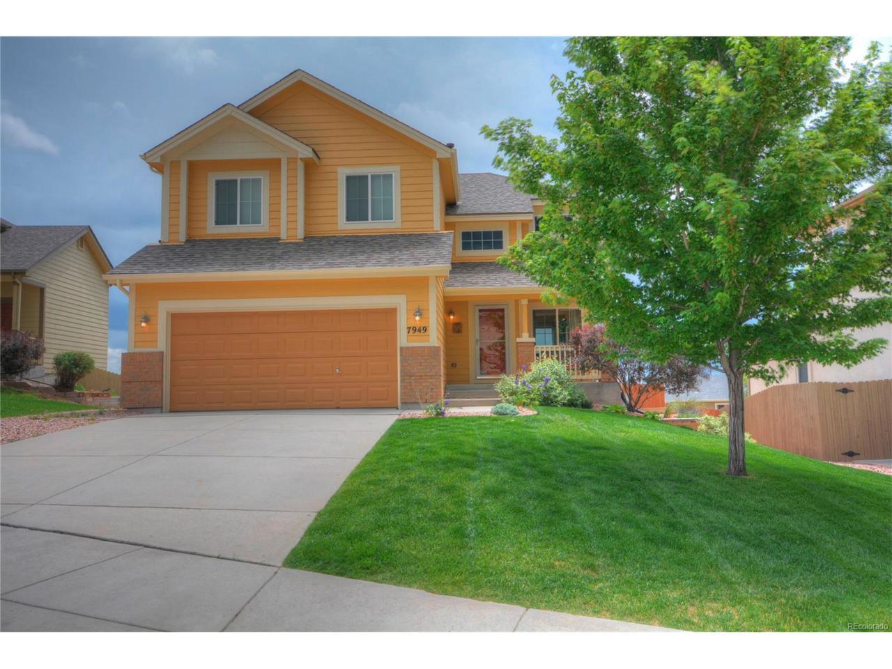 7949 Kettle Drum Street, Colorado Springs, CO 80922 (MLS #5141514) :: 8z Real Estate
