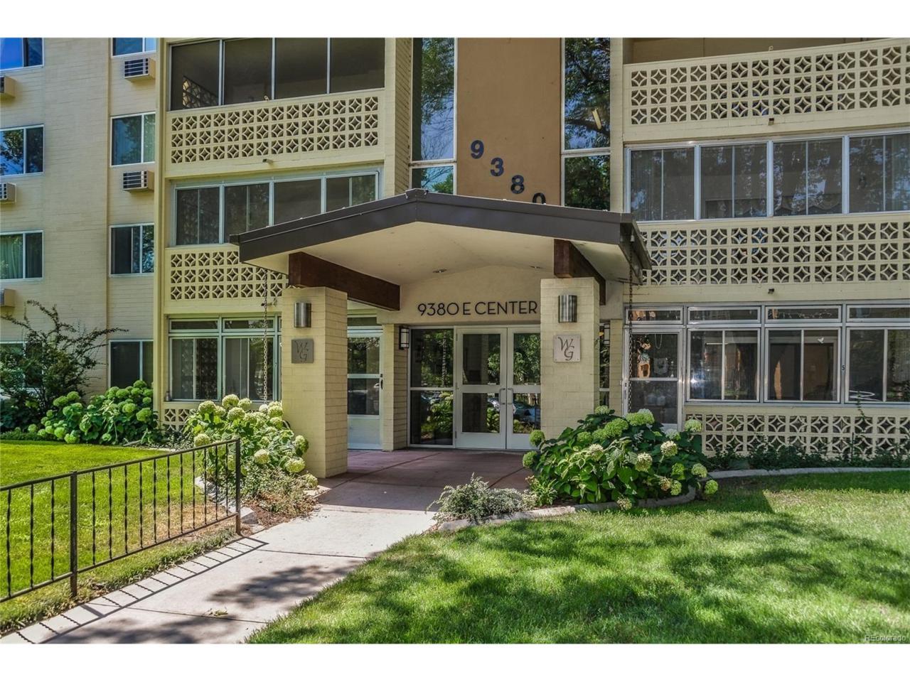 9380 E Center Avenue 9A, Denver, CO 80247 (MLS #5145228) :: 8z Real Estate
