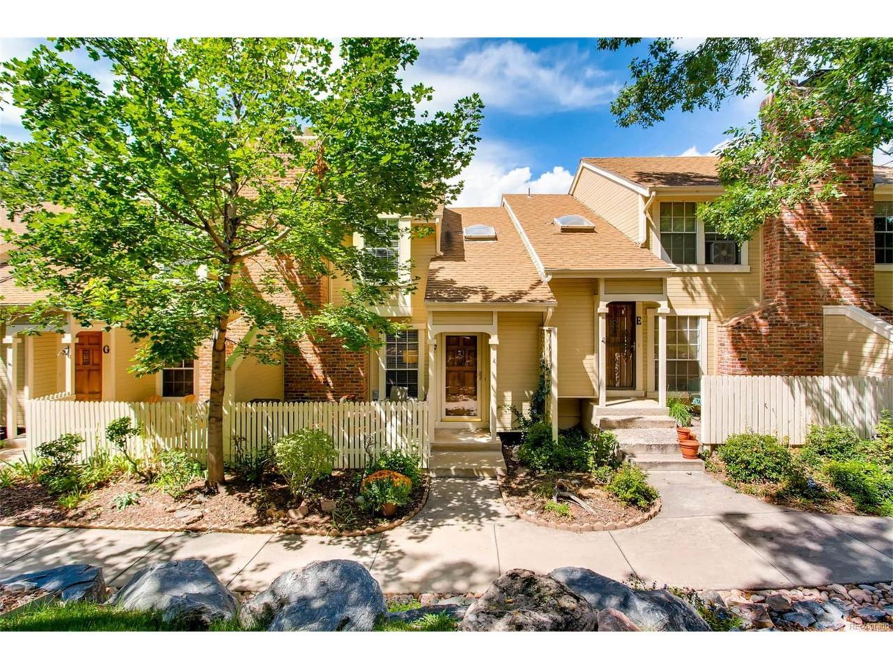 2878 W Long Circle F, Littleton, CO 80120 (MLS #5169014) :: 8z Real Estate