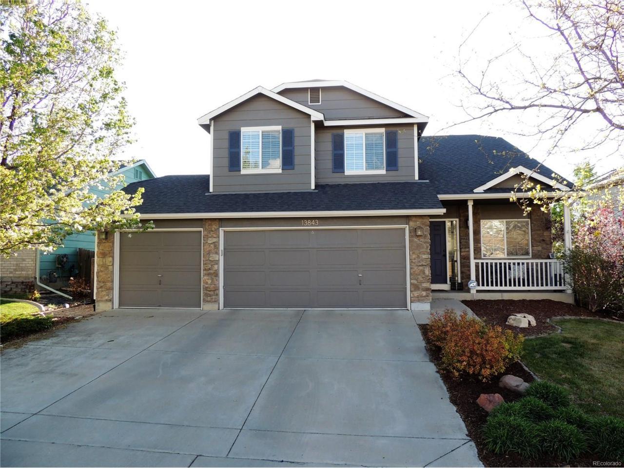 13843 Jackson Street, Thornton, CO 80602 (MLS #5173197) :: 8z Real Estate