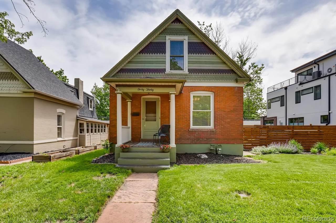 4030 Zuni Street - Photo 1