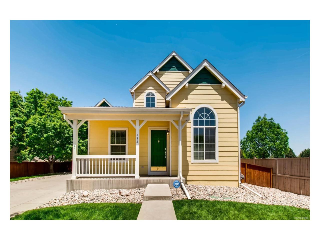 738 Folklore Avenue, Longmont, CO 80504 (MLS #5188600) :: 8z Real Estate