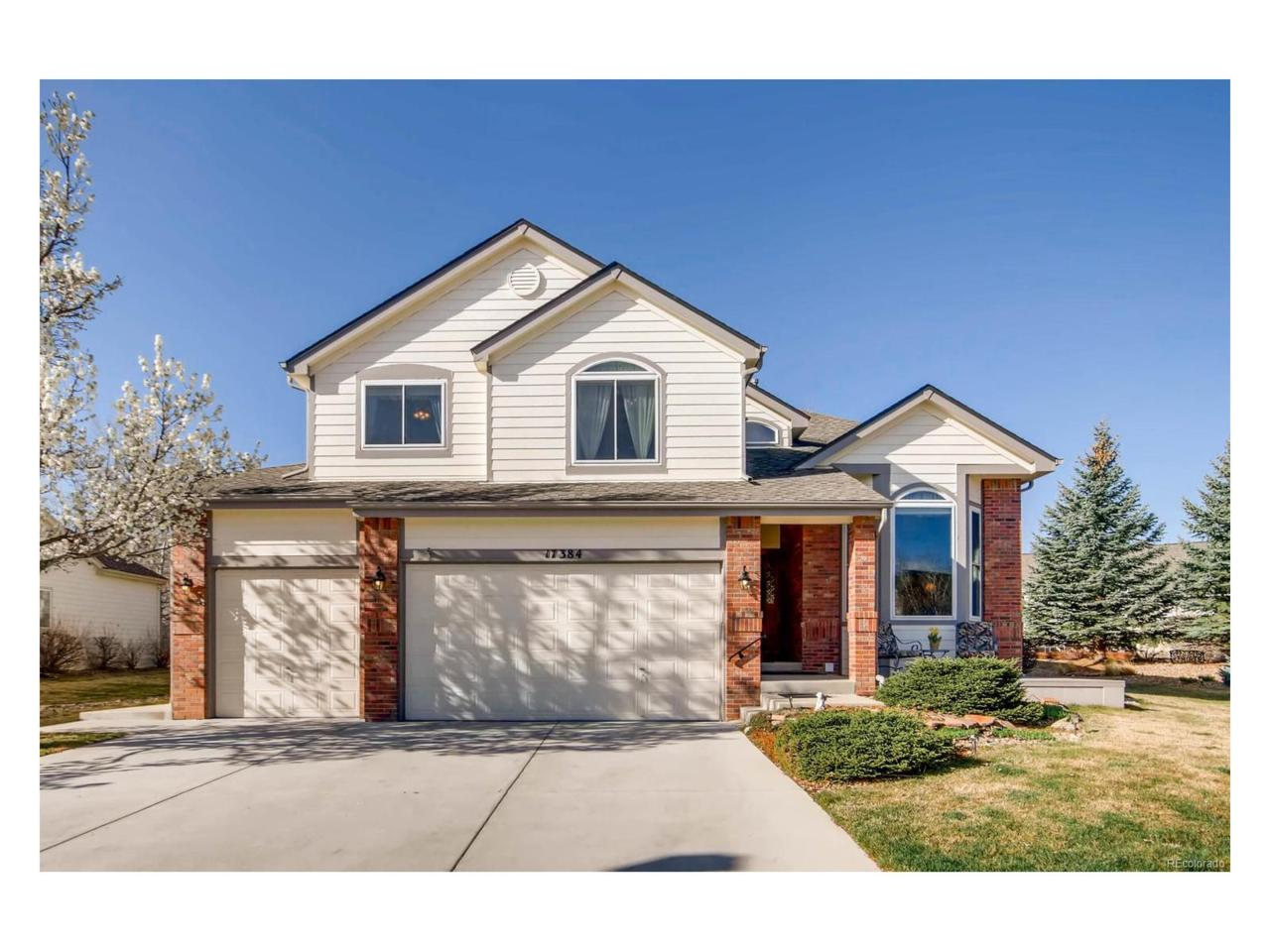 17384 W 63rd Drive, Arvada, CO 80403 (MLS #5199023) :: 8z Real Estate