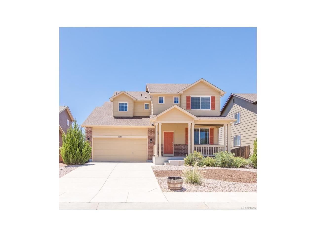 1755 Bucolo Avenue, Colorado Springs, CO 80951 (MLS #5212548) :: 8z Real Estate
