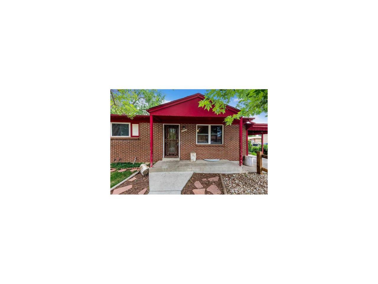 5524 Salem Street, Denver, CO 80239 (MLS #5253545) :: 8z Real Estate