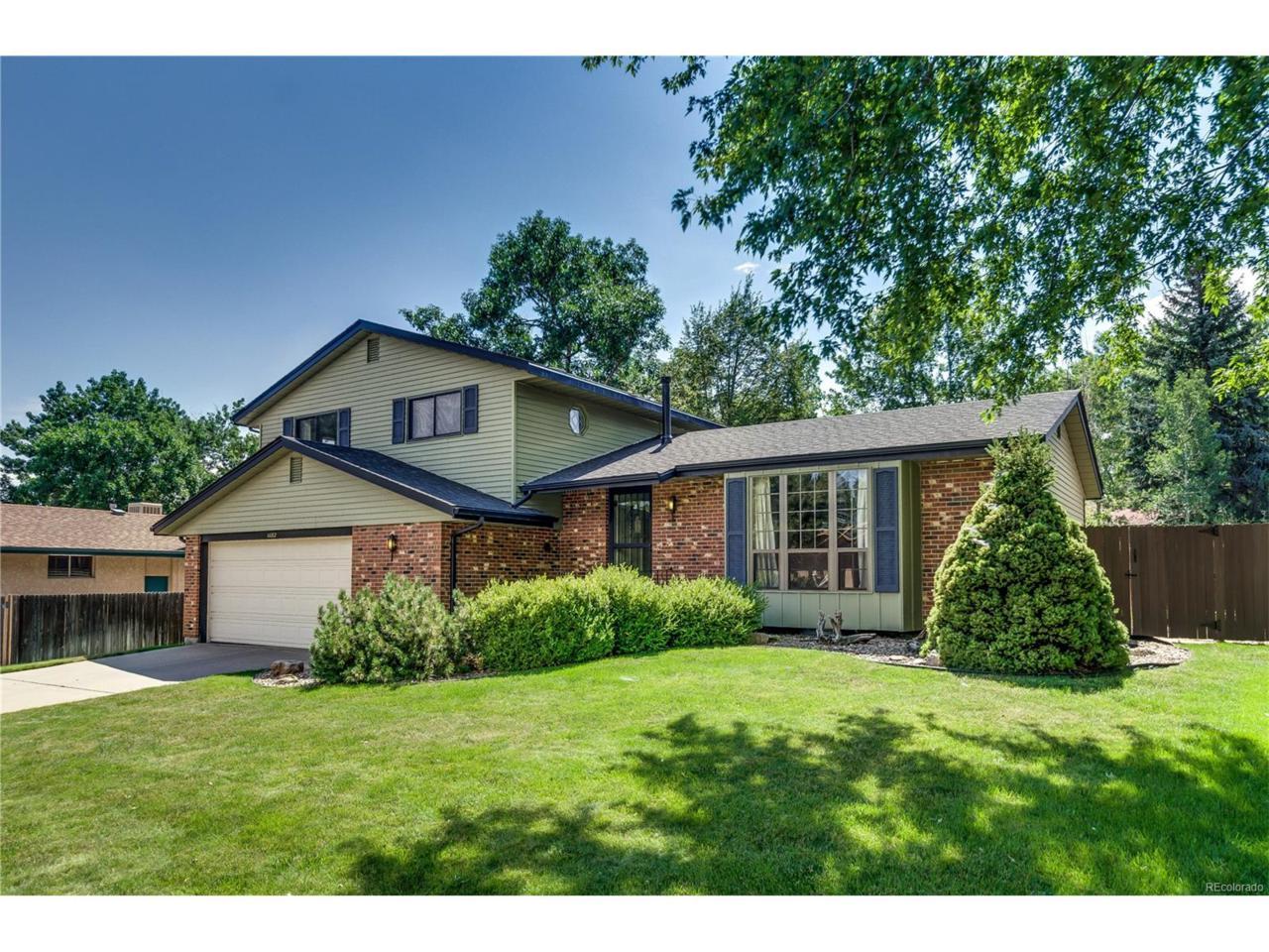 11062 W Oregon Place, Lakewood, CO 80232 (MLS #5271407) :: 8z Real Estate