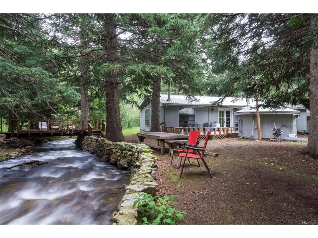3117 Fall River Road, Idaho Springs, CO 80452 (MLS #5287696) :: 8z Real Estate