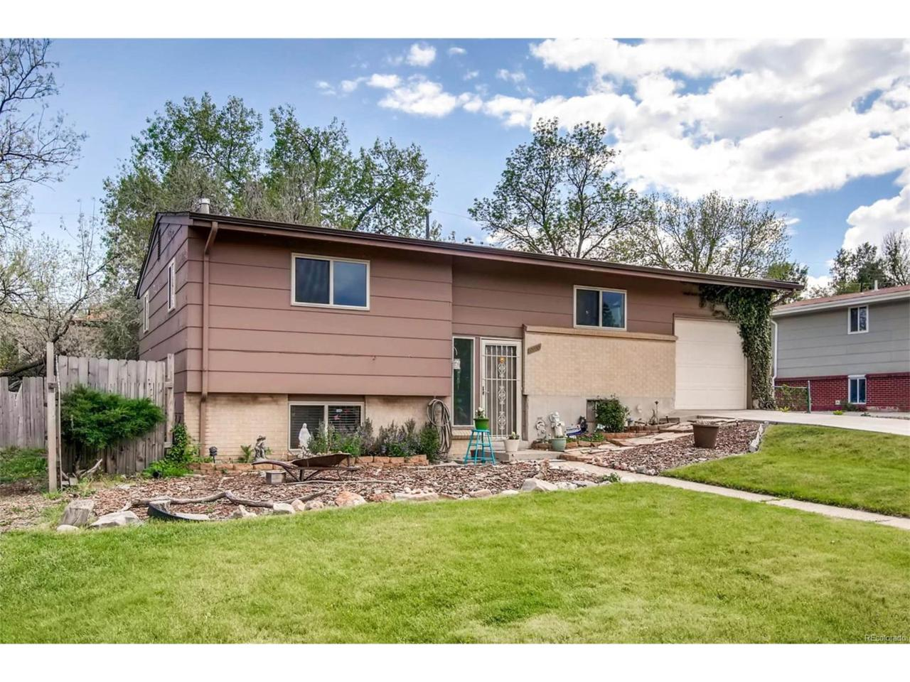 10980 West Exposition Avenue, Lakewood, CO 80226 (MLS #5327838) :: 8z Real Estate