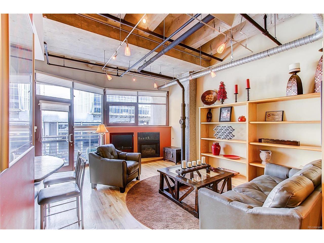 1020 15th Street #215, Denver, CO 80202 (MLS #5338463) :: 8z Real Estate