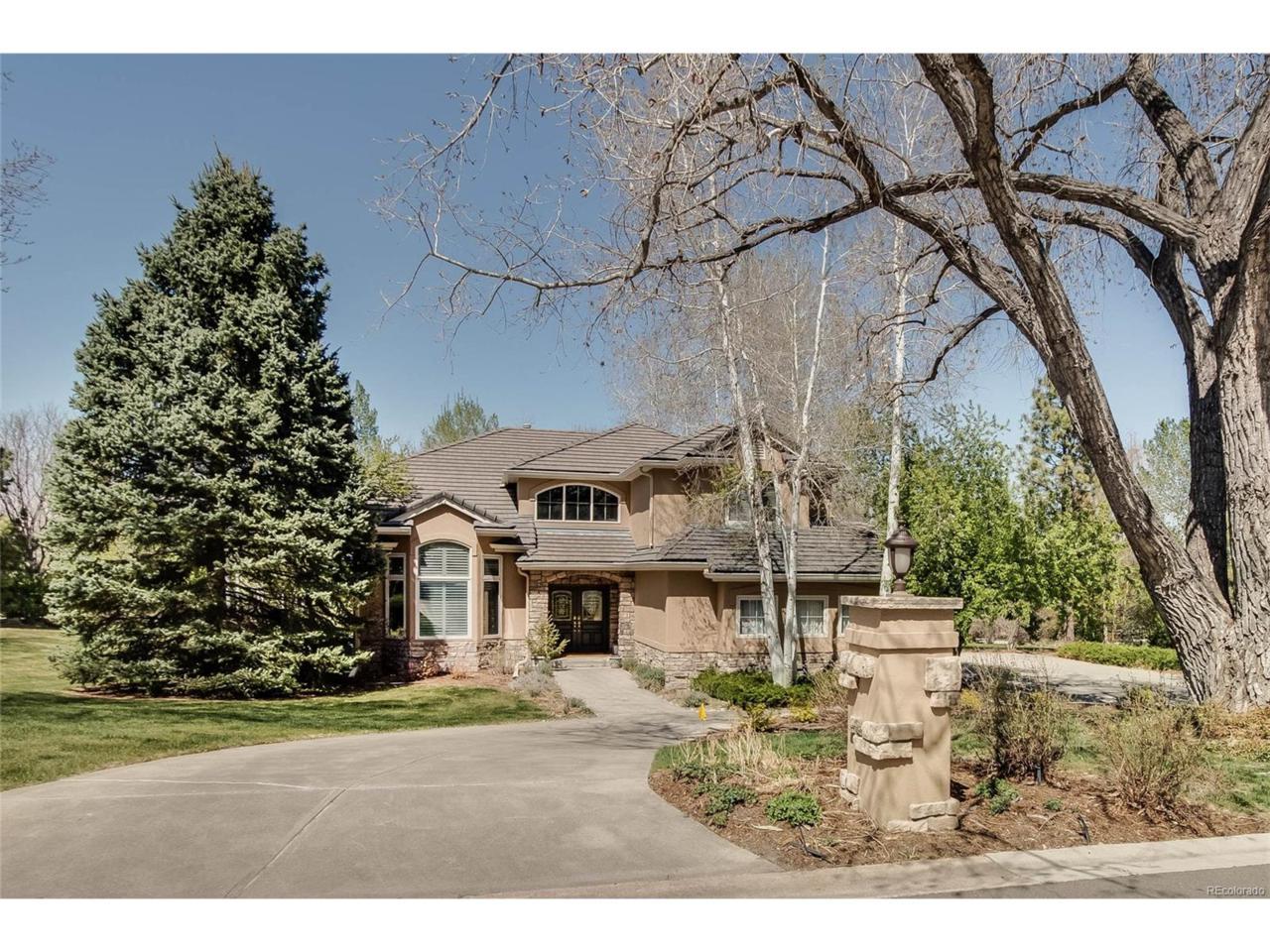 11 Cottonwood Lane, Greenwood Village, CO 80121 (#5413711) :: Thrive Real Estate Group
