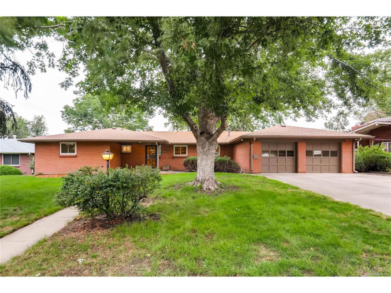 8455 W 45th Avenue, Wheat Ridge, CO 80033 (MLS #5416503) :: 8z Real Estate
