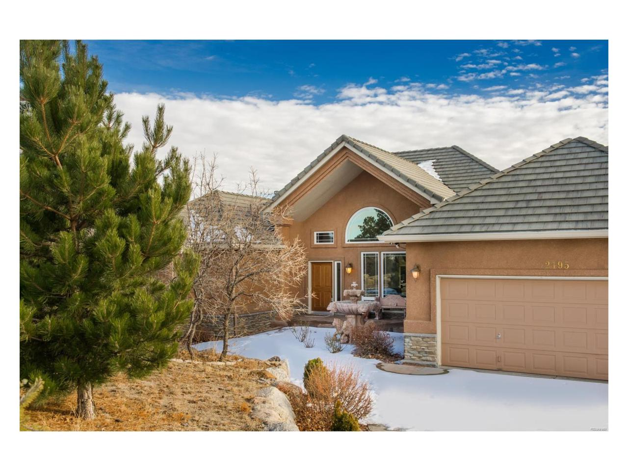 2195 Wake Forest Court, Colorado Springs, CO 80918 (MLS #5419754) :: 8z Real Estate