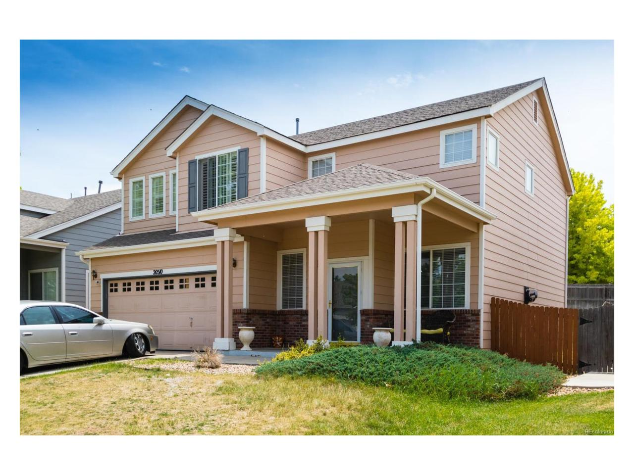 20510 E Milan Place, Aurora, CO 80013 (#5430655) :: Thrive Real Estate Group