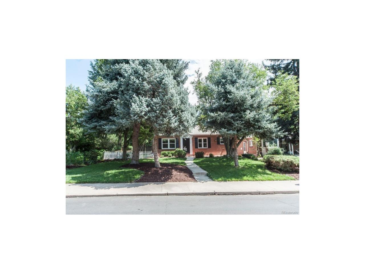 1636 Forest Street, Denver, CO 80220 (MLS #5440779) :: 8z Real Estate