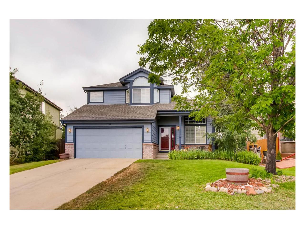 17140 W 64th Drive, Arvada, CO 80007 (MLS #5460177) :: 8z Real Estate