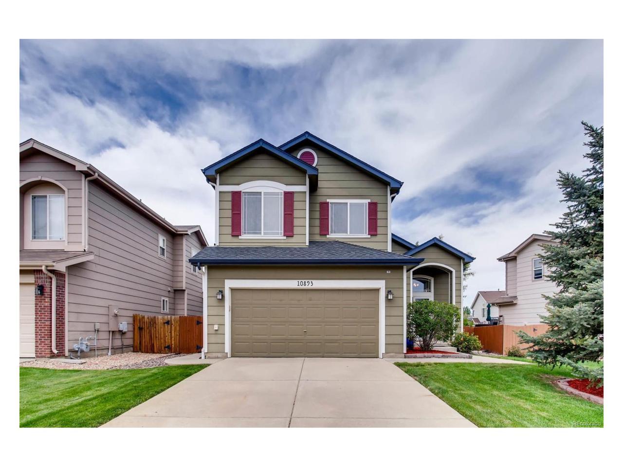 10893 Bullock Court, Parker, CO 80134 (MLS #5466774) :: 8z Real Estate
