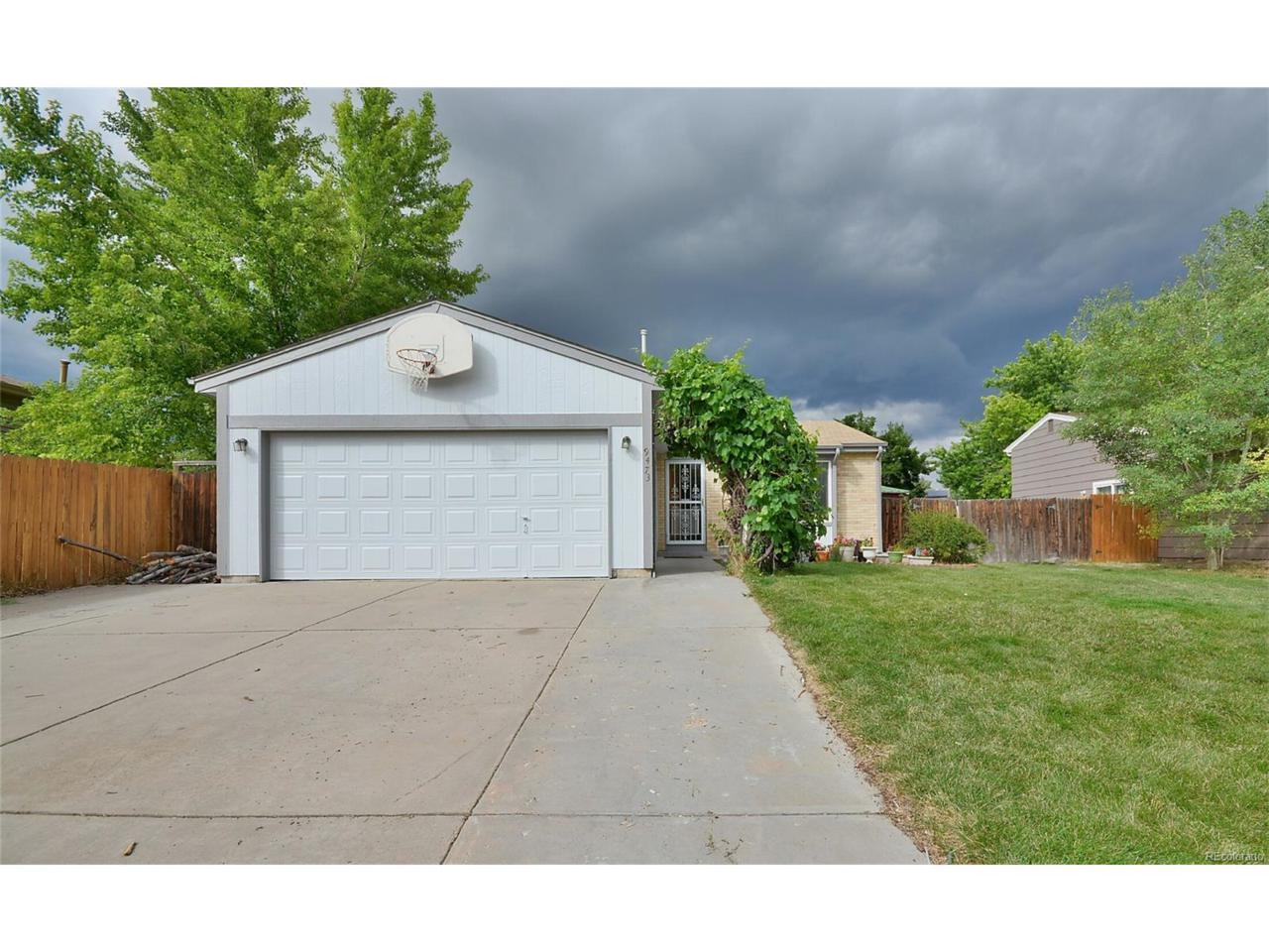 9473 W Saratoga Place, Denver, CO 80123 (MLS #5496835) :: 8z Real Estate