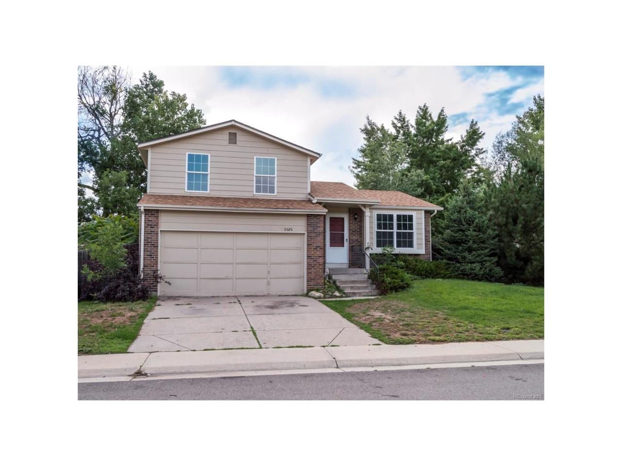 8826 W Teton Circle, Littleton, CO 80128 (MLS #5510206) :: 8z Real Estate