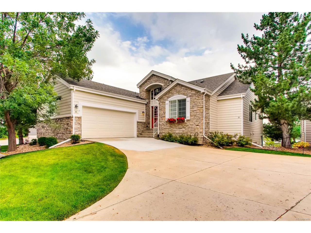 7400 W Grant Ranch Boulevard #15, Denver, CO 80123 (MLS #5521663) :: 8z Real Estate