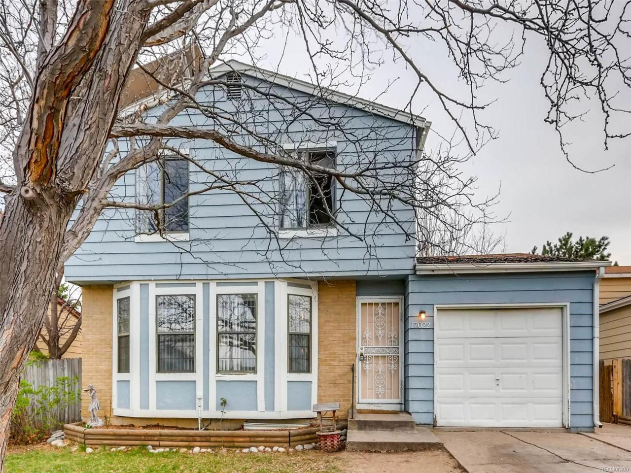 17022 E Wagontrail Parkway, Aurora, CO 80015 (#5529311) :: The DeGrood Team
