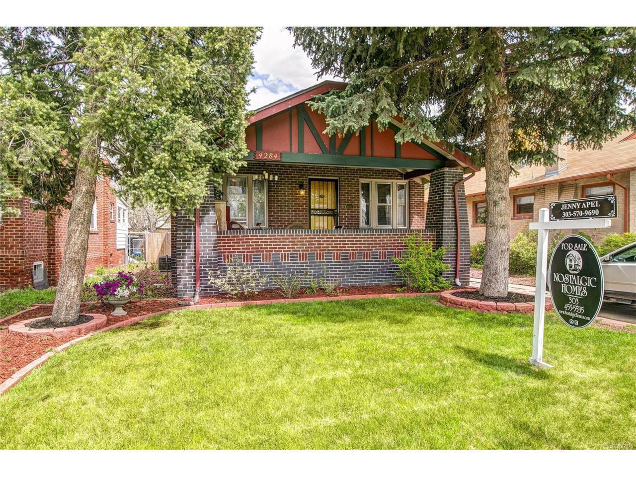 4284 Julian Street, Denver, CO 80211 (MLS #5542240) :: 8z Real Estate