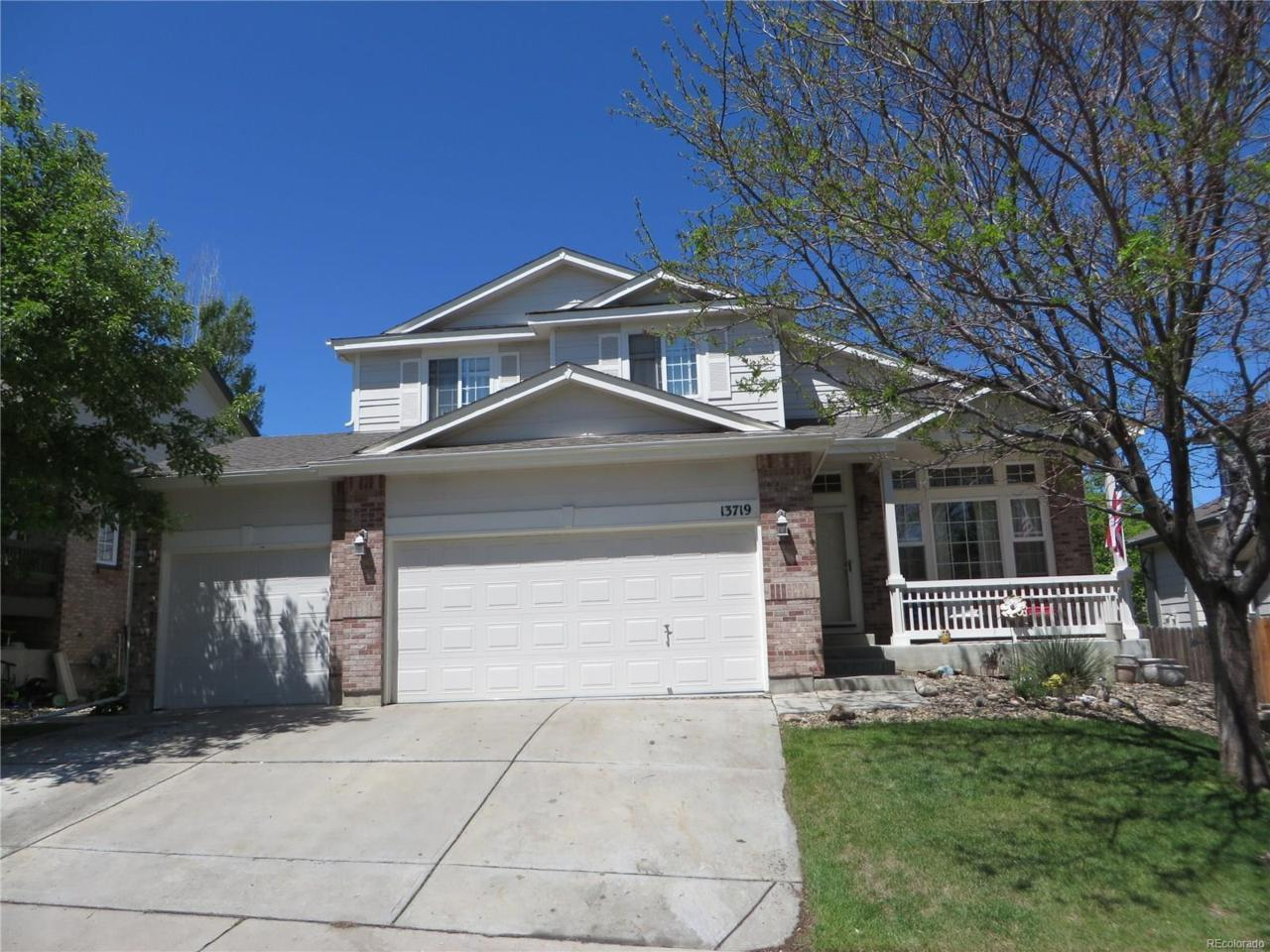 13719 Adams Street, Thornton, CO 80602 (MLS #5545366) :: 8z Real Estate
