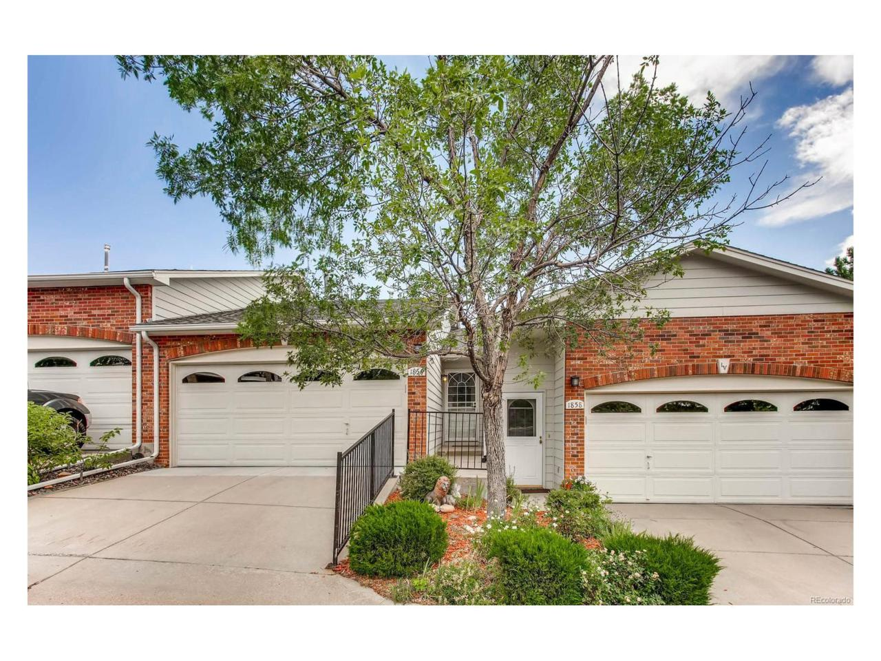 1856 S Cole Street, Lakewood, CO 80228 (MLS #5550457) :: 8z Real Estate