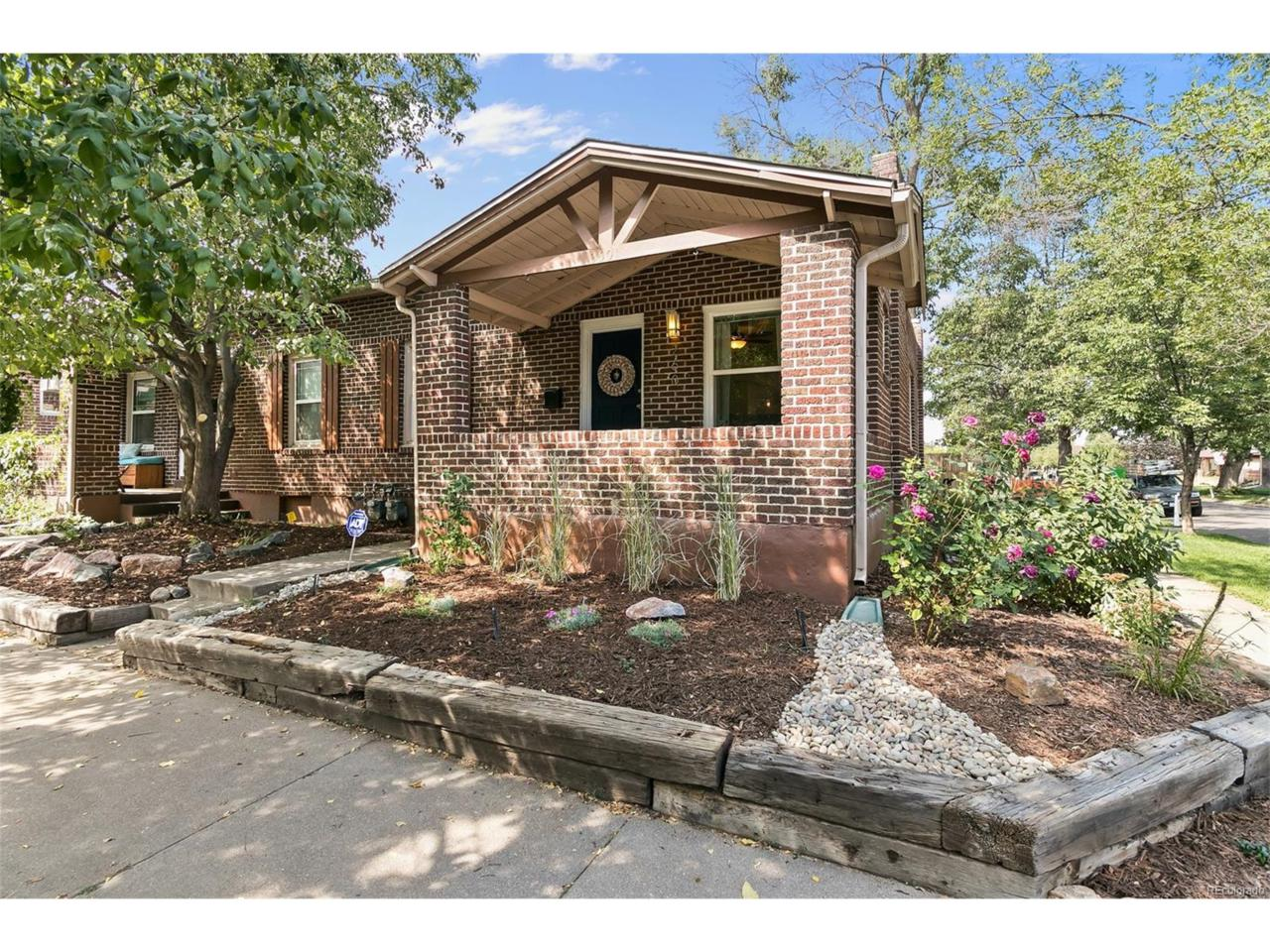 2601 W 35th Avenue, Denver, CO 80211 (#5570373) :: Thrive Real Estate Group