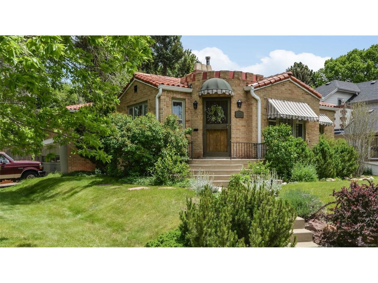 1058 Newport Street, Denver, CO 80220 (MLS #5589064) :: 8z Real Estate