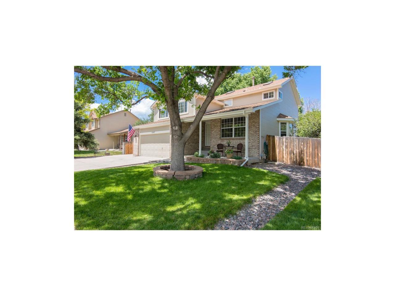 1287 Loch Ness Avenue, Broomfield, CO 80020 (MLS #5627946) :: 8z Real Estate