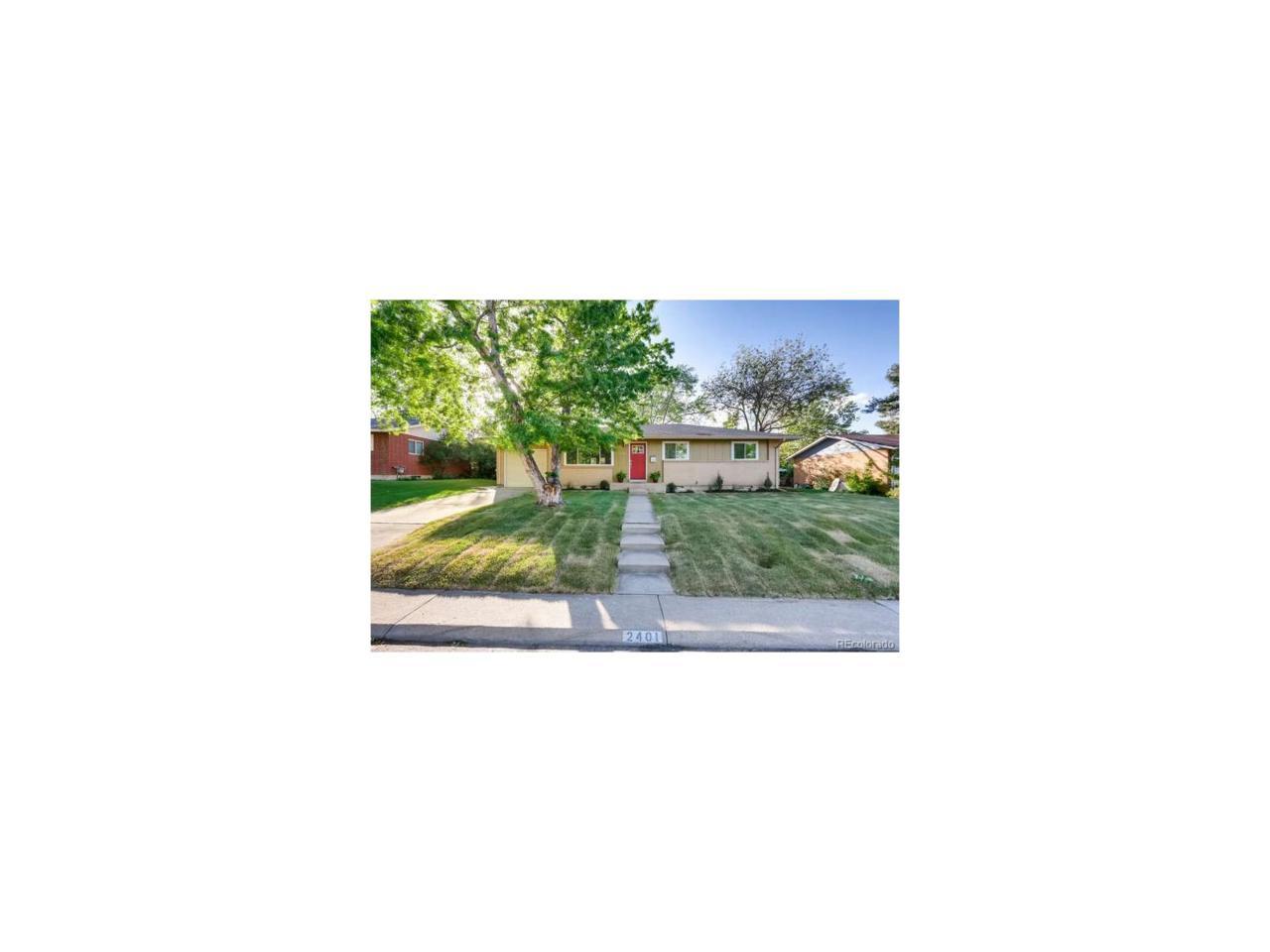 2401 Braun Drive, Golden, CO 80401 (MLS #5637508) :: 8z Real Estate